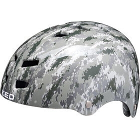 KED Control K-Star Helmet Kids Grey